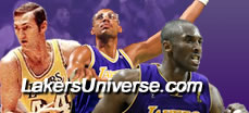 Lakers Universe: Los Angeles Lakers NBA Basketball Information