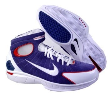 17c68828421a Kobe Bryant Shoes Picture  Nike Air Zoom Huarache 2K4