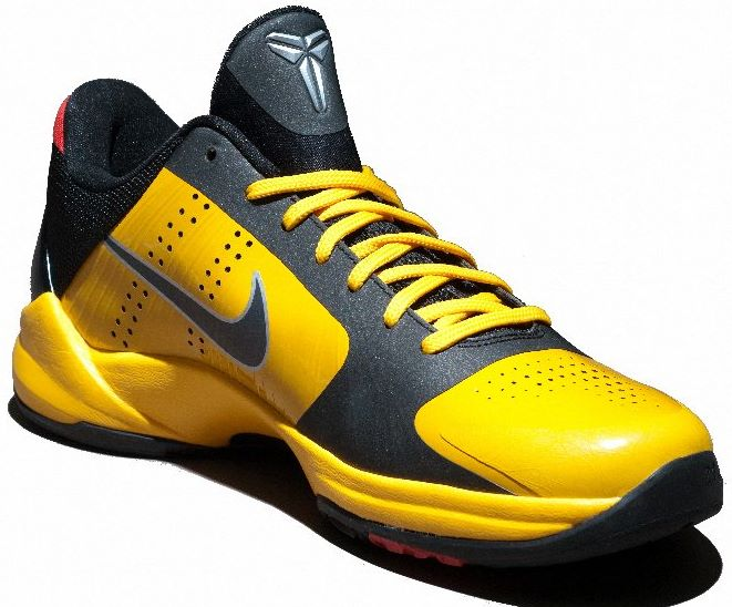 size 40 2fbbf 7975e Kobe Bryant Shoes Pictures: Nike Zoom Kobe V 5 Bruce Lee ...