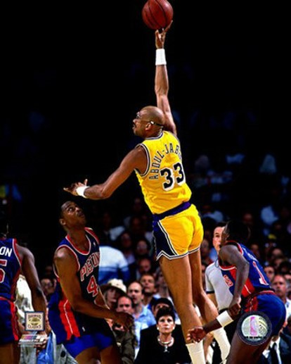 Kareem Abdul-Jabbar the Greatest Player