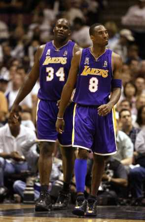 best service 1855b a262f Lakers Universe - Shaquille O'Neal picture, Los Angeles ...