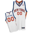 Custom Mitchell Robinson New York Knicks Nike White Home Jersey